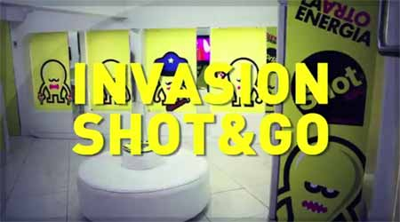INVASION SHOT&GO